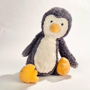 Jellycat bashful penguin medium sized plush